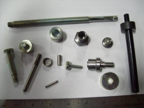 parts made from carbon steel